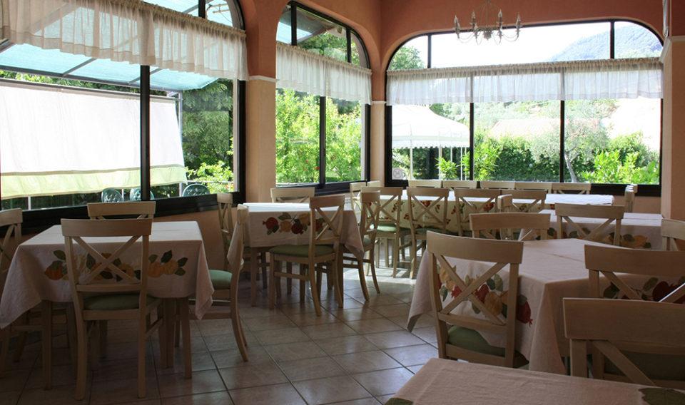 Sala ristorante 2 - La Maestà
